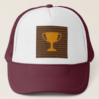 Trophy Award Cup Winner Success NVN278 Sports GIFT Trucker Hat