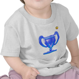 Trophy Blue Cup Dolphin Designs The MUSEUM Zazzle Tshirts