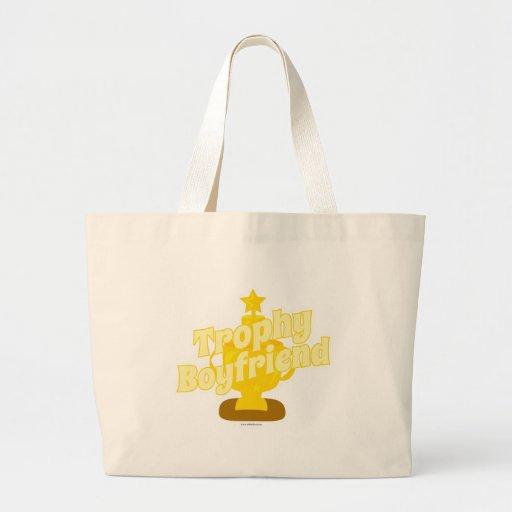 Trophy Boyfriend Tote Bag