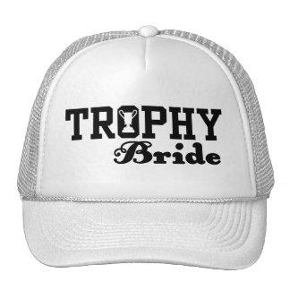 Trophy Bride Trucker Hat