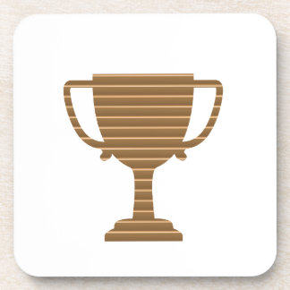 Trophy Cup Award Games Sports Competition NVN280 Drink Coaster