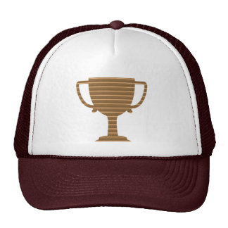 Trophy Cup Award Games Sports Competition NVN280 Hat