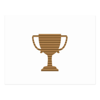 Trophy Cup Award Games Sports Competition NVN280 Post Cards