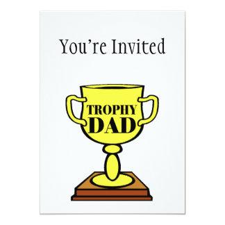 Trophy Dad Card