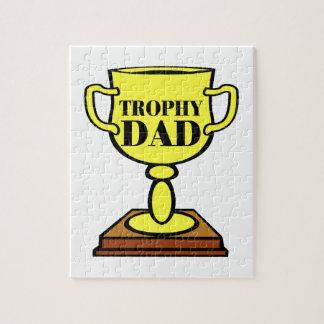 Trophy Dad Jigsaw Puzzle