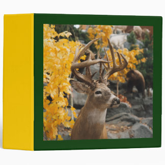 Trophy Deer Binder
