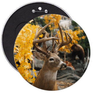 Trophy Deer Button