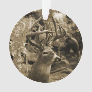 Trophy Deer Ornament