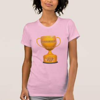 Trophy Godmother Mothers Day Gifts Tees