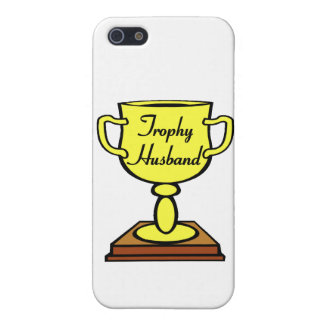 Trophy Husband Case For iPhone SE/5/5s