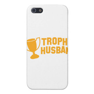 trophy husband cover for iPhone SE/5/5s