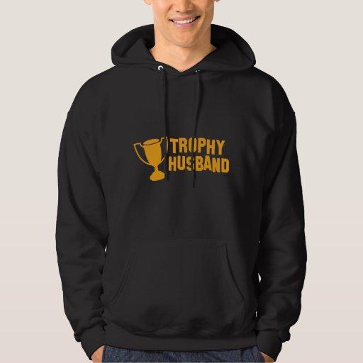 trophy husband sweatshirts