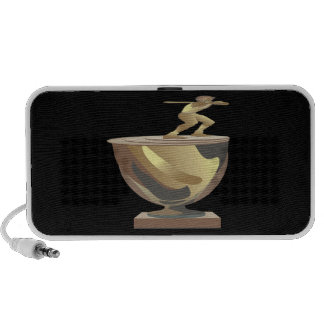 Trophy iPod Speakers