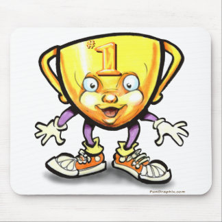 Trophy Mouse Pad