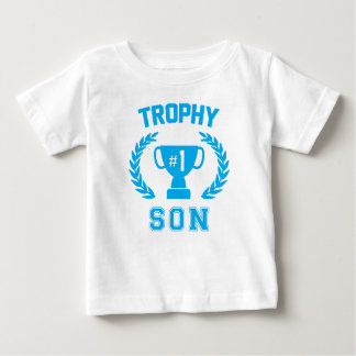TROPHY  NUMBER 1  SON BABY T-Shirt