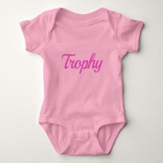 Trophy  - Pink statement shirt