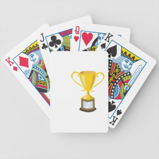 Trophy Bicycle Playing Cards