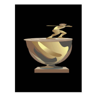 Trophy Post Card