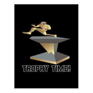 Trophy Time Post Cards