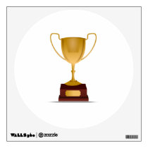 Trophy Wall Decal