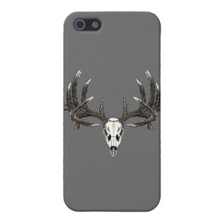 Trophy Whitetail buck Cover For iPhone SE/5/5s