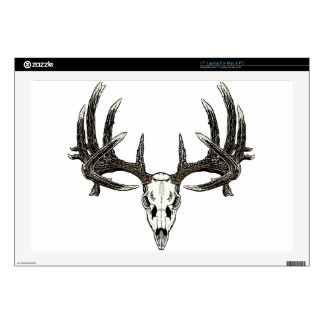 Trophy Whitetail buck Skin For Laptop