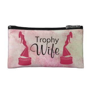 Trophy Wife Cosmetic Bag
