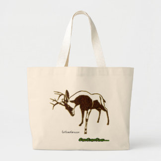 TrophyBucks Ready To Own Large Tote Bag