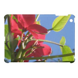 tropic flower mobile device case iPad mini case