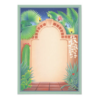 Tropic Holiday © Card