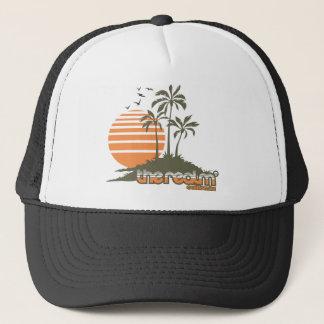Tropic Surf Trucker Hat