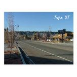 Tropic, UT Postcard