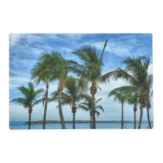 Tropical Afternoon Laminated Place Mat