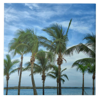 Tropical Afternoon Tile