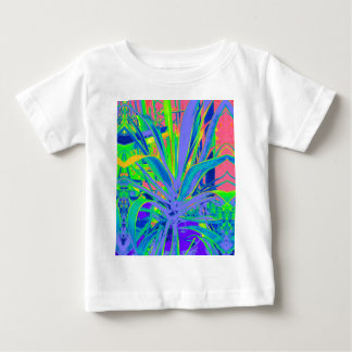 Tropical Agave Modern art Gifts Baby T-Shirt