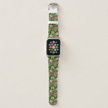 Tropical Animal Mix Apple Watch Band