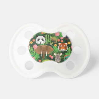 Tropical Animal Mix Pacifier