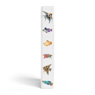 Tropical Aquarium Fish Avery Binder binder