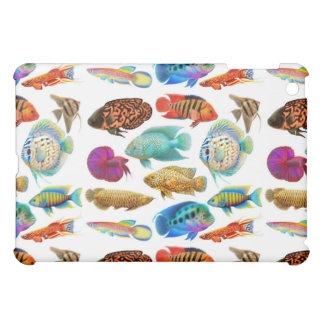 Tropical Aquarium Fish iPad Mini Case