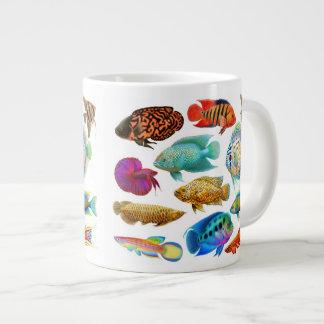 Tropical Aquarium Fish Specialty Mugs