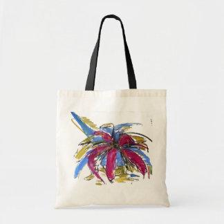 TROPICAL ART PROJECT TOTE BAG
