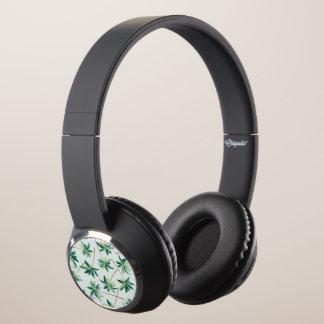 Tropical Australian Foxtail Palm Headphones