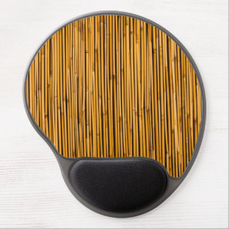 Tropical Bamboo Background Tropical Island Blank Gel Mouse Pad