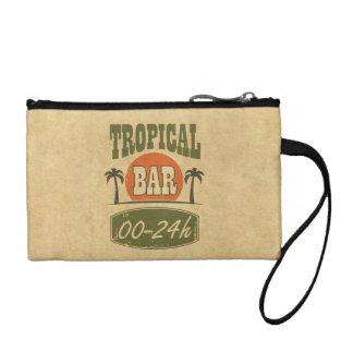 Tropical Bar Coin Purse