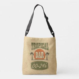 Tropical Bar Crossbody Bag