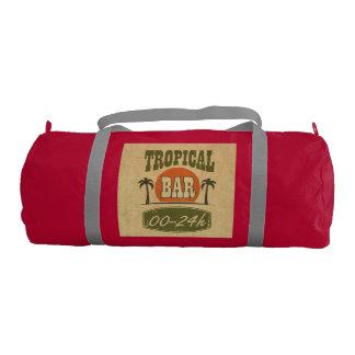 Tropical Bar Duffle Bag
