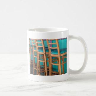 tropical bar stool coffee mug