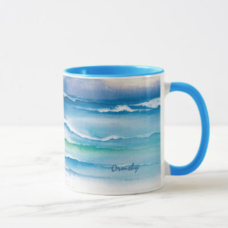 Tropical Bay mug