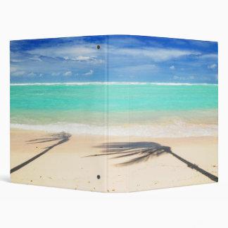 Tropical beach binders