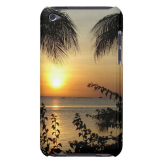 Tropical Beach Barely There iPod Cover